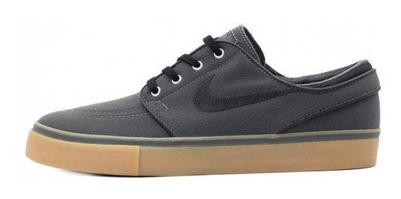 Tênis Nike Sb Zoom Janoski Cnvs Anthracite Gum 9025 Original