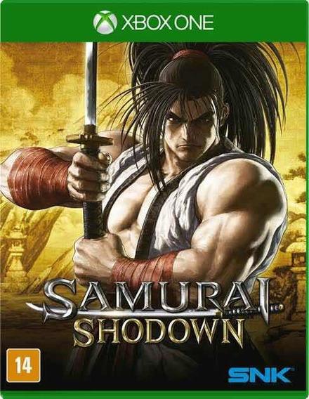 Samurai Xbox One