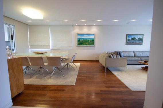 Apartamento Com 4 Dormitórios À Venda, 225 M² Por R$ 3.000.000 - Perdizes - São Paulo/sp - Ap0640