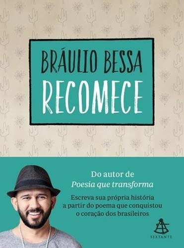 Livro - Recomece - Bráulio Bessa