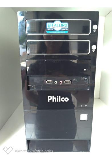 Computador Philco, Amd Ae -3500, 160gb 4gb Ddr3