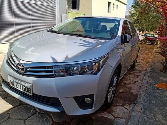 Corolla Altis 2015 Top De Linha Melhor Do Mercado Start/stop