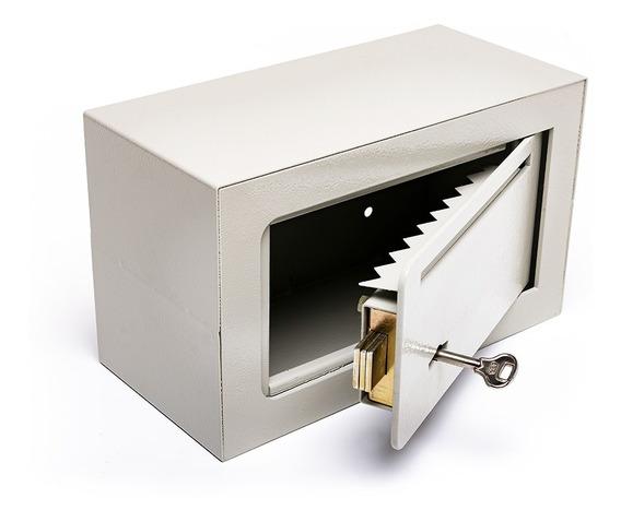 Caja Fuerte Seguridad Aplicar 25 X 15 X 12 Cm Con Buzón