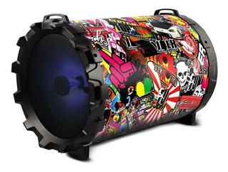 Parlante Portatil Soul Bazooka Xl 200 + Microfono