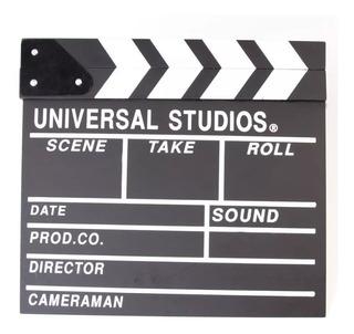 Claqueta De Cine Y Grabacion Profesional Universal Studios
