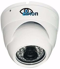 Câmera Dome Com Infra 20m Ahd Zirion