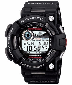 Casio Frogman G-shock Tough Solar Gf-1000-1dr Novo Original