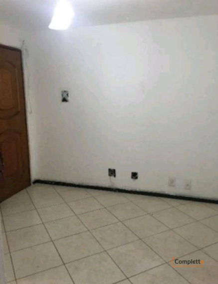 Apartamento Residencial À Venda, Taquara, Rio De Janeiro. - Ap0066