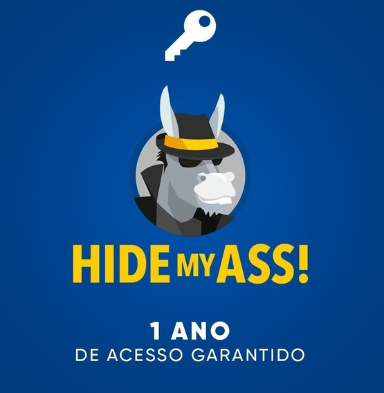 Hma Vpn - Hide My Ass Vpn Premium - 1 Ano