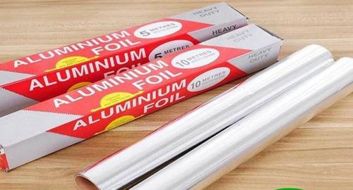 Papel Aluminio De 10 Metros