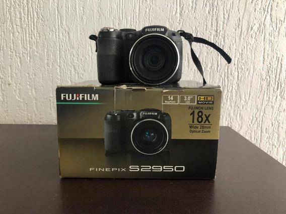 Fujifilm Finepix S2950 Câmera Digital 14mp C/ Lente Zoom