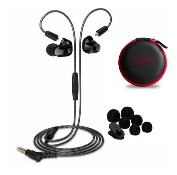 Fone In-ear Moxpad X9 Preto