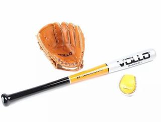 Conjunto Kit Vollo De Beisebol 2409