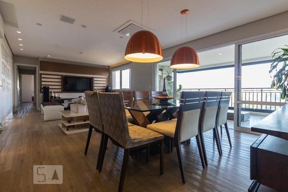 Apartamento No 12º Andar Mobiliado Com 4 Dormitórios E 3 Garagens - Id: 892930363 - 230363
