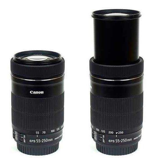 Lente Canon 55-250mm Usada