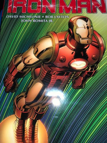 Iron Man Omnibus Eua Raro Promocao