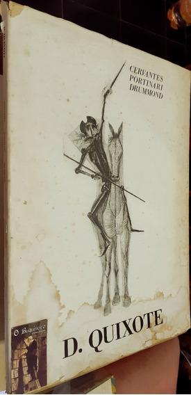 Dom Quixote - Cervantes - Portinari - Carlos Drummond