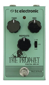 Pedal P/ Guitarra The Prophet Digital Delay - Tc Electronic