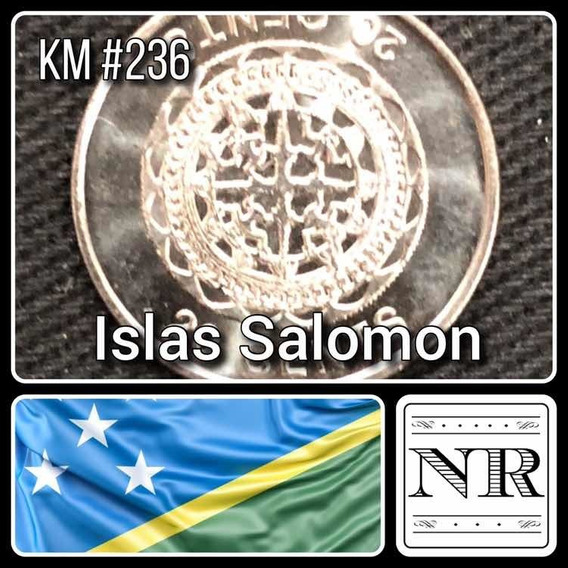 Islas Salomon - 20 Cents 2012 - Km # 236 - Malaita
