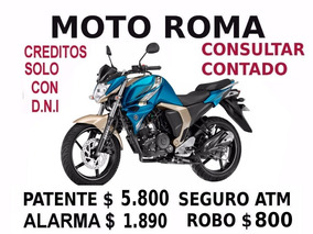 Yamaha Fz 16 Fi S Fz16 Motoroma