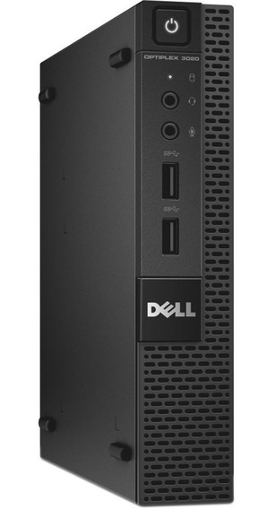 Dell Optiplex Mini 3050 I3 7100t 8gb Hd 500gb Ultracompacto