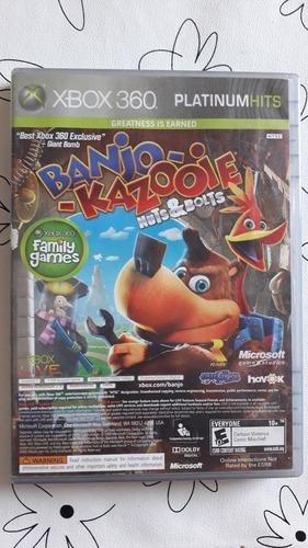 Como Banjo Kazooie Y Viva Piñata Original Fisico Xbox360