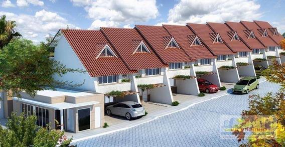 Casa Com 3 Dormitórios À Venda, 110 M² Por R$ 576.281 Rua Doutor Pereira Neto - Tristeza - Porto Alegre/rs - Ca0033