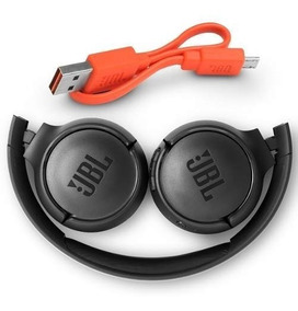 Fone De Ouvido Com Bluetooth Jbl T500bt T500 Bt 500bt