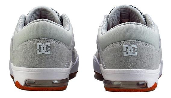 Tênis Dc Shoes Pro Model Tiago Lemos S Grey/white Original Importado