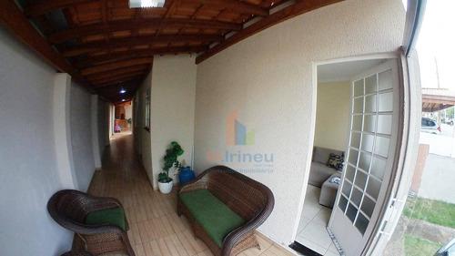 Casa À Venda, 100 M² Por R$ 264.900,00 - Jardim Villagio Ghiraldelli - Hortolândia/sp - Ca0251