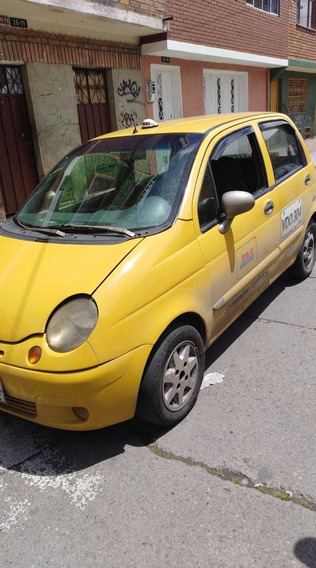 Taxi Chevrolet Spark 2005 Trabajando