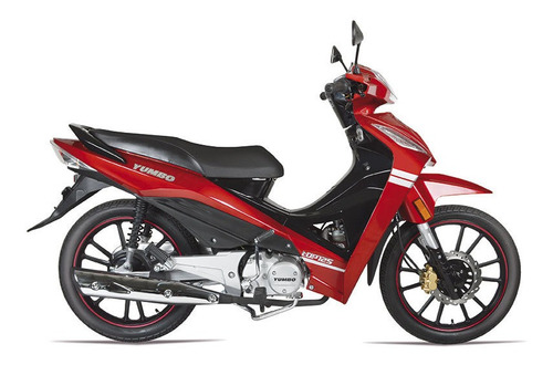 Yumbo Top 125 - Moped