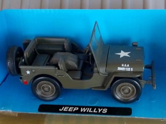 Jeep Willys Nuevo En Caja
