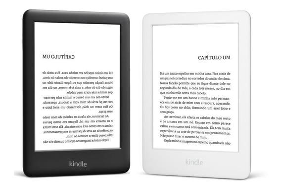 Kindle 10ª Geração Tela 6 Wi-fi Iluminação 2019