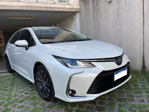 Toyota Corolla 2.0 Se-g Cvt 170cv