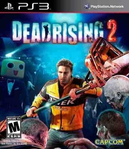Dead Rising 2 (mídia Física) - Ps3 (novo)