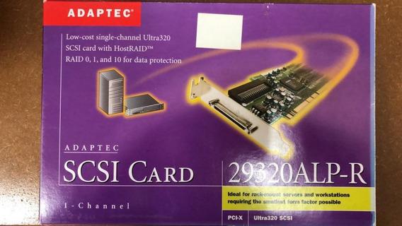 Placa Scsi Microsemi Adaptec 29320alp-r