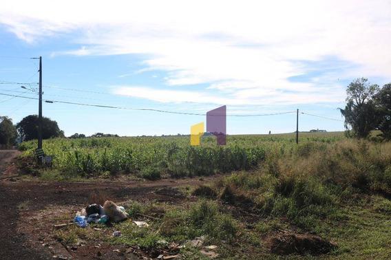 Área Rural À Venda, Centralito, Cascavel. - Ar0001