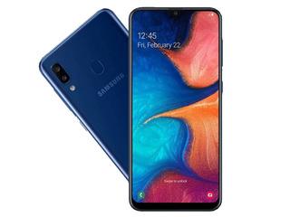 Samsung Galaxy A20 32gb 3gb Ram Libre Fabrica Sellado......