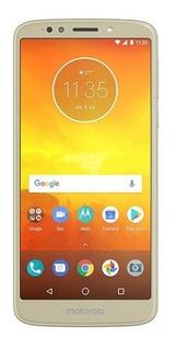 Celular Moto E5 16gb Dorado Xt1944-3 Smarts