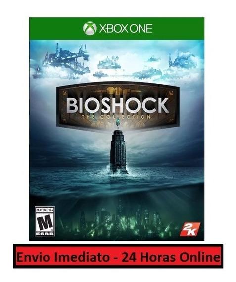 Bioshock: The Collection - Xbox One Midia Digital