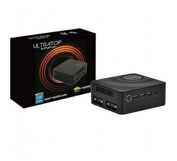 Computador Ultratop Uln33504120 Dual Core N3350 4gb Ssd 120g
