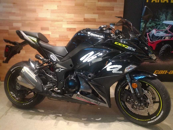 Moto Kawasaki Ninja 1000 Sx 2018