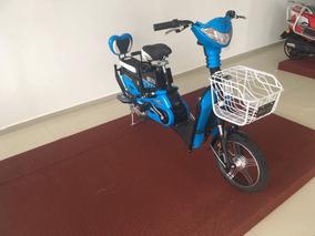 Bike Eletrica Aima K8-f Azul