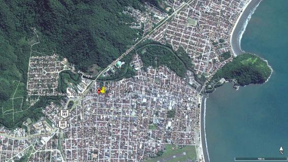 Ubatuba Centro 54m2 A 1500m2 Do Mar - $164mil