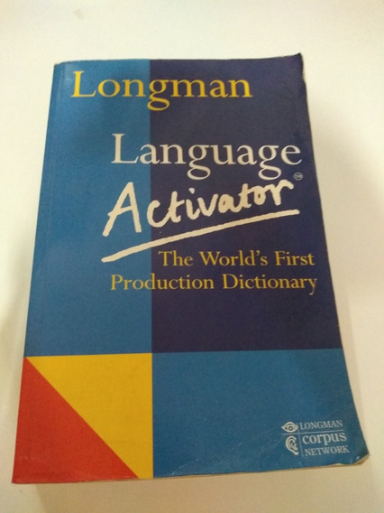 Longuage Activatotor The Wordl,s First Production Dictionary