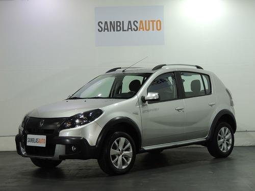 Renault Sandero Stepway Privilege 2015 Abs Usb San Blas Auto