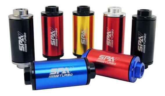 Filtro De Combustível Lavável Esportivo Para Mangueira 9mm