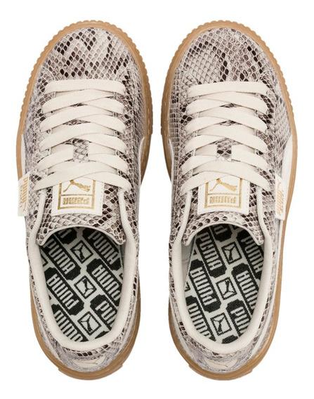Zapatillas Puma Moda Platform Snake Lux Wn S Mujer Be/ar
