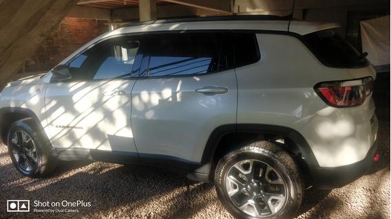 Jeep Compas Trailhank
